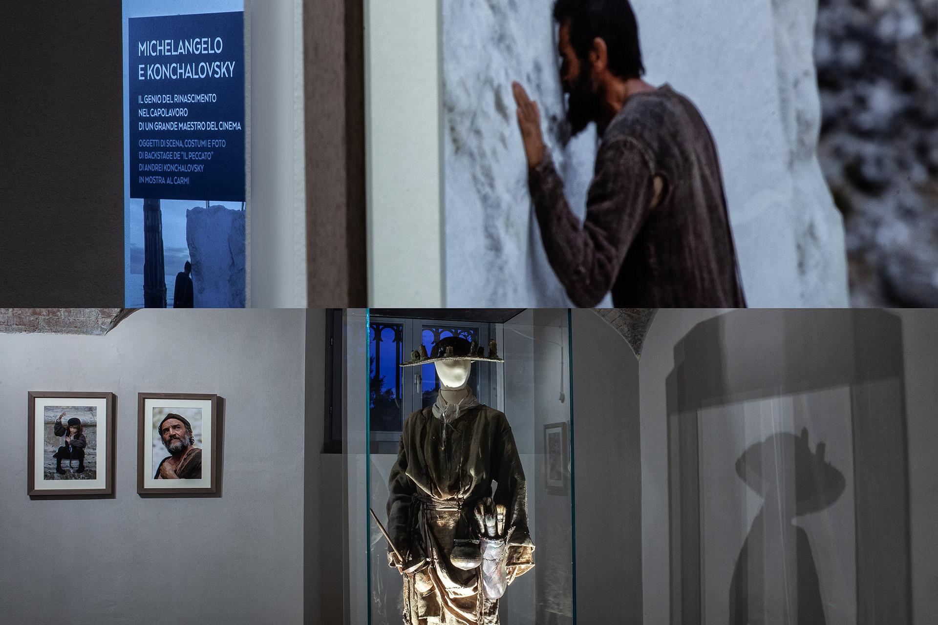 Michelangelo e il cinema